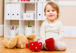 Układ pokoju dla dziecka